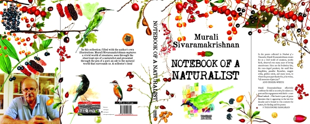 Notebook of a Naturalist Cover